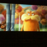 Photo taken at Regal Cinemas Hollywood 18 - Port Richey by Kim P. on 4/22/2012