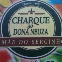 Photo taken at Charque da Dona Neuza by Ivalderico J. on 4/28/2012