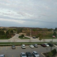 Photo taken at Hampton Inn & Suites West Bend by Diane R. on 4/20/2012