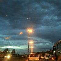 Photo taken at Rodovia Raposo Tavares by Giselle F. on 3/23/2012
