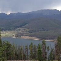 Photo taken at Sapphire Point Overlook by Angela C. on 7/12/2012