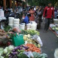 Photo taken at Pasar Sentul by Sekar K. on 8/25/2012