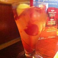 Photo taken at Red Robin Gourmet Burgers by DaraLynn K. on 9/8/2012