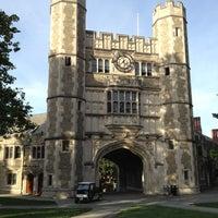 Photo taken at Princeton University by James S. on 8/7/2012