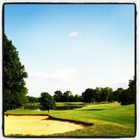 Photo taken at Hermitage Golf Course by Rachel B. on 6/18/2012
