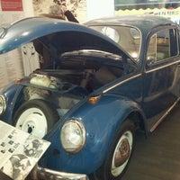 Das Foto wurde bei Mauer Museum - Haus am Checkpoint Charlie von Ricardo A. am 4/9/2012 aufgenommen