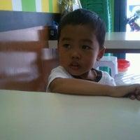 Photo taken at Pecel Lele Lela by Rama R. on 4/14/2012