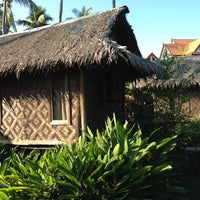 Photo taken at Mook Lanta Eco Resort by Thammarat T. on 2/25/2012