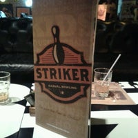 Photo taken at Striker Casual Bowling by Stephany M. on 8/20/2012