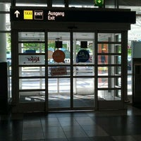 Photo taken at Air Berlin Check-In by Roman N. on 5/20/2012