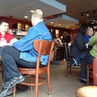 Photo taken at Starbucks by Maria T. on 3/9/2012
