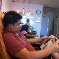 Photo taken at Tracy's Nail & Spa by Lily B. on 6/24/2012