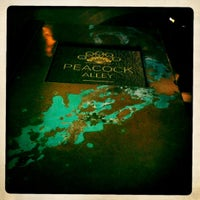Photo taken at Peacock Alley by SPike on 3/31/2012