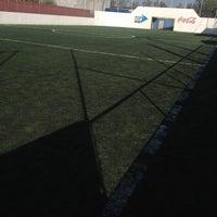 Photo taken at Futbol Rapido Seminario by Adrian M. on 8/19/2012