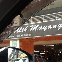 Photo taken at Nasi Dagang Ulik Mayang by jr S. on 3/15/2012