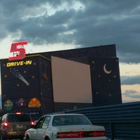 Photo taken at The 5 Drive-In by Olivia on 8/19/2012