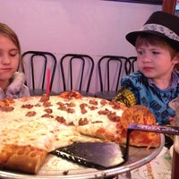 Photo taken at Ojai Pizza by Leonie M. on 3/12/2012