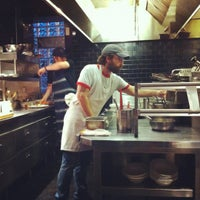 Photo taken at Nightwood Restaurant by Chase T. on 7/24/2012