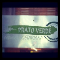 Photo taken at Prato Verde by Cris V. on 4/1/2012