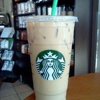 Photo taken at Starbucks by Miki M. on 3/9/2012