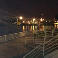 Photo taken at New Westminster Quay by Gina Justine G. on 6/1/2012
