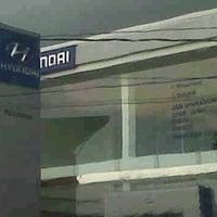 Photo taken at Hyundai by Asfrika J. on 2/11/2012