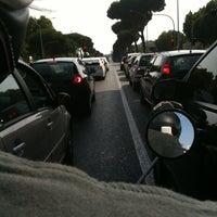 Foto scattata a Via Cristoforo Colombo da Lorenzo R. il 7/4/2012