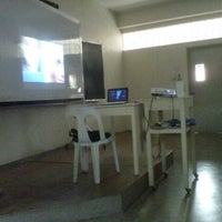 Photo taken at College of Arts and Sciences, Silliman University by Super J. on 7/2/2012