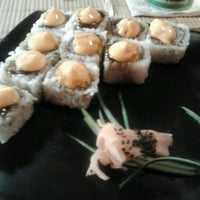 Photo taken at Sushi King by Ana H. on 6/27/2012