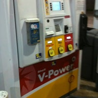 Photo taken at Exxon by Christina C. on 4/13/2012