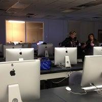 Photo taken at Mac Lab @ SLC by David C. on 2/24/2012