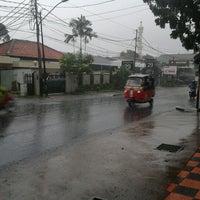 Photo taken at Jalan Haji Nawi by Theo P. on 5/7/2012