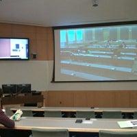 Photo taken at Michigan State University College Of Human Medicine - Secchia Center by Brad B. on 2/7/2012