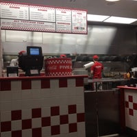 Photo taken at Five Guys by haifa k. on 6/29/2012