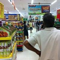 Photo taken at Carrefour by Rodrigo A. on 4/7/2012