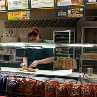 Photo taken at SUBWAY by Marquis D. on 8/19/2012
