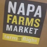Photo taken at Napa Farms Market by Femi A. on 8/8/2012