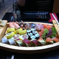 Photo taken at Ocean Sushi by Jeroen D. on 6/19/2012