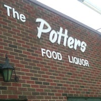 Photo taken at Potter's Grill by Page D. on 6/16/2012