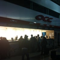 Photo taken at Central de Autobuses OCC by Uc M. on 8/12/2012