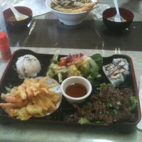Photo taken at Kyoto Sushi Cafe by Johnny on 8/28/2012
