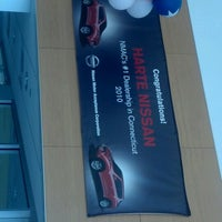... Photo Taken At Harte Nissan By Adam R. On 6/22/2012 ...