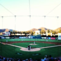 Photo taken at Lake Elsinore Diamond by Owen W. on 6/24/2012