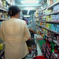 Photo taken at Suzuya Supermarket - Suzuya Plaza P.Siantar by Juebilaette Shermann S. on 3/5/2012