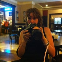 Photo taken at Grand Café by Lola on 8/19/2012