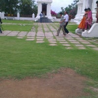 Photo taken at Sangi Temple by Rithwik R. on 8/5/2012