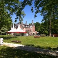 Photo taken at Kasteel van Huizingen by Michael S. on 5/26/2012