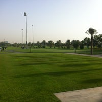 Photo taken at The Westin Abu Dhabi Golf Resort & Spa by Maha M. on 6/9/2012