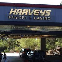 Foto tomada en Harveys Lake Tahoe Resort & Casino  por Candi W. el 5/20/2012