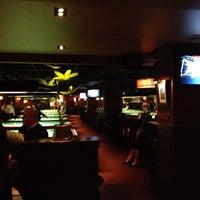Photo taken at Society Billiards + Bar by Alden C. on 3/14/2012